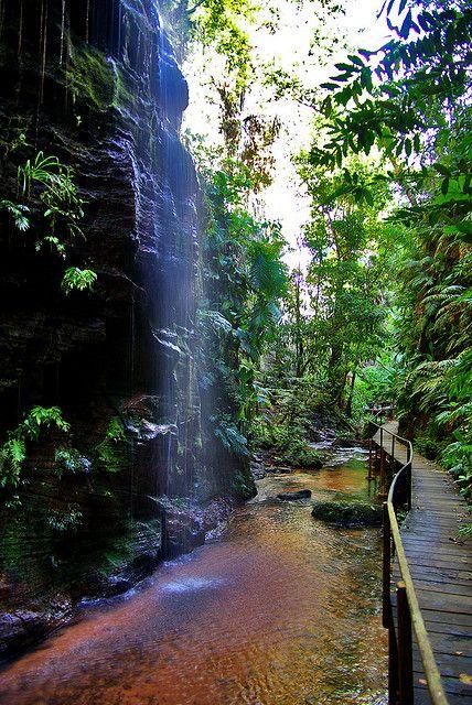 cachoeira das pedras caidas - maranhão