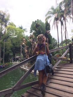 Parque Municipal de BH - Ponte