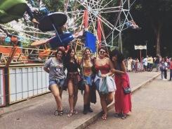 Parque Municipal de BH - Roda Gigante