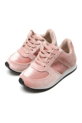 tenis de veludro rose